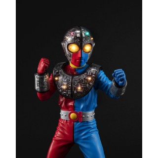 Ultimate Article Artificial Human Kikaider Kikaider 01 MegaHouse Limited