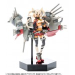 PLAMAX MF-18 minimum factory Kantai Collection Kancolle Musashi (Bonus Parts) 1/20 Model Kit Max Factory
