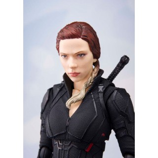 S.H. Figuarts Black Widow Avengers End Game BANDAI SPIRITS