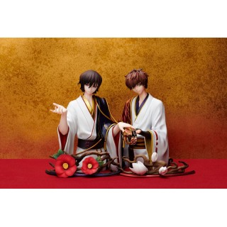 Statue and ring style Code Geass Lelouch Lamperouge And Suzaku Kururugi Ring (13) FREEing