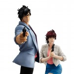G.E.M. Series Movie City Hunter Shinjuku Private Eyes Ryo Saeba & Kaori Makimura MegaHouse Limited
