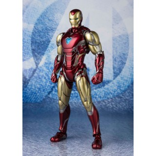 S.H. Figuarts Iron Man Mark 85 Avengers End Game BANDAI SPIRITS (Proxy Service*)