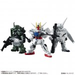 Mobile Suit Gundam MOBILE SUIT ENSEMBLE 10 BOX of 10 Bandai