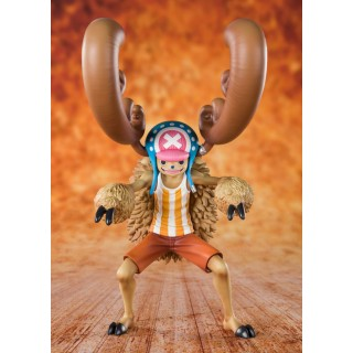 Figuarts ZERO One Piece Cotton Candy Loving Chopper Horn Point Ver. BANDAI SPIRITS