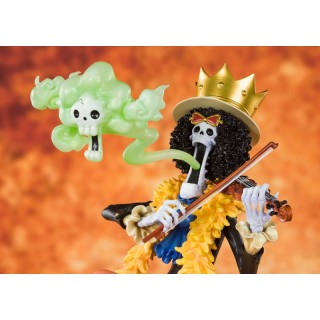 Figuarts ZERO One Piece Humming Brook BANDAI SPIRITS