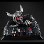Kamen Rider X UA Monsters Kingdark Megahouse Limited