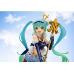 Hatsune Miku GT Project Racing Miku 2018 Challenging to the TOP 1/7  Aquamarine
