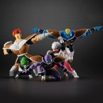 HG Dragon Ball Ginyu Toku Sentai set Bandai Limited
