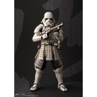 Meishou MOVIE REALIZATION Star Wars (Episode 7) Ashigaru First Order Stormtrooper BANDAI SPIRITS