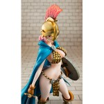 ONE PIECE Portrait Of Pirates POP Sailing Again Gladiator Rebecca (Reissue) 1/8 Megahouse Limited