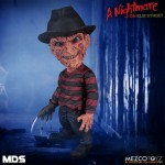 Designer Series Nightmare on Elm Street 3 Dream Warriors Freddy Krueger 6 Inch Mezco