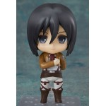Nendoroid Attack on Titan Mikasa Ackerman Good Smile Company