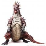 Monster Hunter 15th Anniversary Commemoration Giga Sofubi Series Lao-Shan Lung CCP