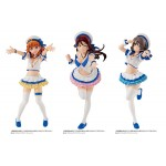 Gasha Portraits Love Live! Sunshine!! 10 Box of 9 Bandai