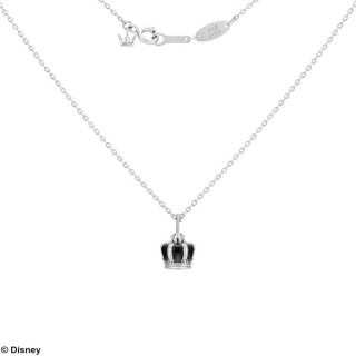 KINGDOM HEARTS Silver Necklace Silver Crown Square Enix