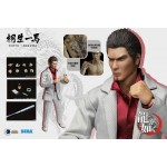 Ultimate 8 Inch Yakuza Kazuma Kiryu Collectible Action Figure Asmus Toys