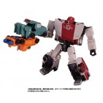 Transformers SIEGE SG-33 Powertrain & Highjump Takara Tomy