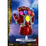 CosBaby Avengers Endgame Size S Nano Gauntlet Hot Toys