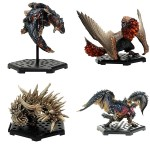 Capcom Figure Builder Monster Hunter Standard Model Plus Vol.14 BOX Of 6 Capcom