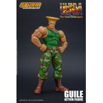 Ultra Street Fighter II The Final Challengers Guile Storm Collectibles
