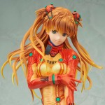Evangelion 2.0 You Can Asuka Langley Shikinami Test Plug Suit Ver. 1/4 Bellfine
