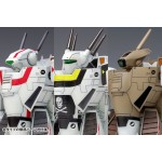 The Super Dimension Fortress Macross 1/100 VF-1 A / J / S Battloid Multiplex Plastic Model Kit WAVE