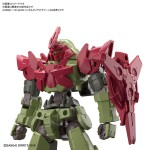 30MM Commander Aircraft Optional Armor for Porta Nova Red Plastic Model Kit 1/144 BANDAI SPIRITS