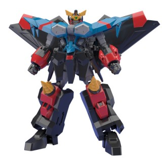 Super Mini-Pla The King of Braves GaoGaiGar Part.4 BOX of 4 Bandai