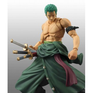 Variable Action Heroes ONE PIECE Roronoa Zoro Renewal Edition MegaHouse