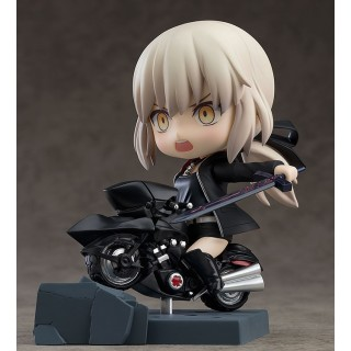 Nendoroid Fate Grand Order Saber Altria Pendragon Alter Shinjuku Ver. And Cuirassier Noir Good Smile Company