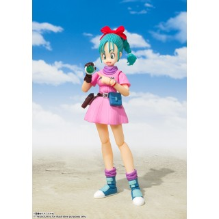 S.H. Figuarts Bulma Beginning of a Great Adventure Dragon Ball BANDAI SPIRITS