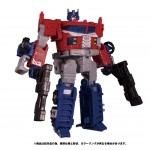 Transformers SIEGE SG-37 Galaxy Upgrade Optimus Prime Takara Tomy