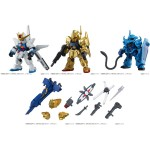 Mobile Suit Gundam MOBILE SUIT ENSEMBLE 11 BOX of 10 Bandai