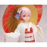 Re:ZERO Starting Life in Another World Ram White Kimono 1/7 FuRyu
