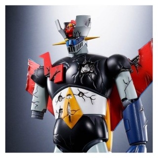 Soul of Chogokin GX-70SPD Mazinger Z D.C. Damaged ver. Anime Color Bandai Limited