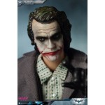 Dark Knight 1/12 Action Figure Joker Bank Robbery Ver. Soap Studio