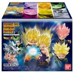 DRAGONBALL ADVERGE MOTION Set of 6 Figures Bandai