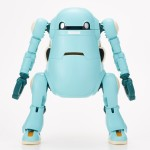 Simpler Mechatro WeGo Light Blue Plastic Model Kit Sentinel