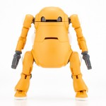 Simpler Mechatro WeGo Orange Plastic Model Kit Sentinel