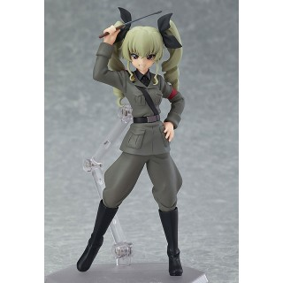 figFIX Girls und Panzer Anchovy Max factory