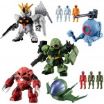 Mobile Suit Gundam Micro Wars 3 BOX Of 10 Bandai