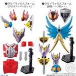 SO-DO CHRONICLE SO-DO Kamen Rider Den-O 2 BOX Of 10 Bandai