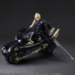 Play Arts Kai Final Fantasy VII ADVENT CHILDREN - Cloud Strife & Fenrir Square Enix