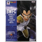 Dragon Ball Z WORLD FIGURE COLOSSEUM Zoukei Tenkaichi Budoukai 2 Vol.6 Vegeta A Normal color ver. Banpresto