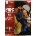Dragon Ball Z WORLD FIGURE COLOSSEUM Zoukei Tenkaichi Budoukai 2 Vol.5 Son Goku A Normal color ver. Banpresto