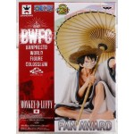 ONE PIECE WORLD FIGURE COLOSSEUM Zoukeiou Choujou Kessen 2 vol.6 Monkey D. Luffy A Normal color ver. prize Banpresto