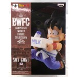 Dragon Ball Z BANPRESTO WORLD FIGURE COLOSSEUM Zoukei Tenkaichi Budoukai 2 Part.7 Son Goku A (Normal Color ver.) Banpresto