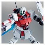 Robot Damashii (side MS) Gundam RGM-79GS GM Command Space Ver. A.N.I.M.E. Bandai Limited