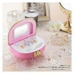 Sailor Moon Moon Rainbow Music Box Bandai Limited