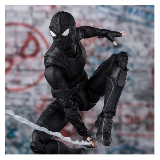 S.H. Figuarts Spider-Man (Spider-Man Far From Home) Stealth Suit Bandai Limited